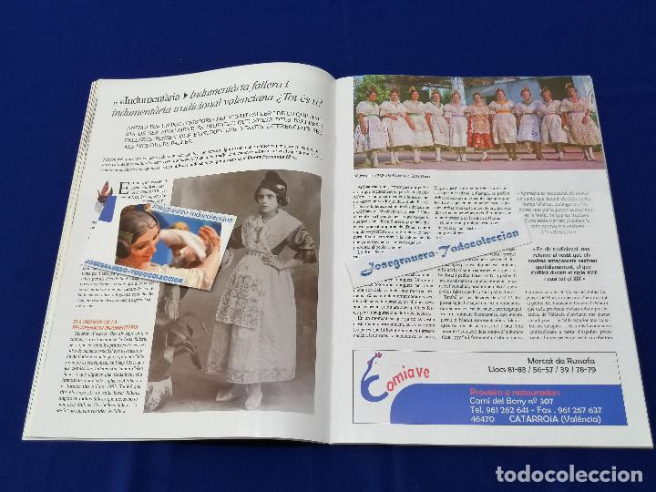Coleccionismo de Revista Temas Españoles: LLETRAFALLER NUMERO 3 2006 - Foto 8 - 204618471