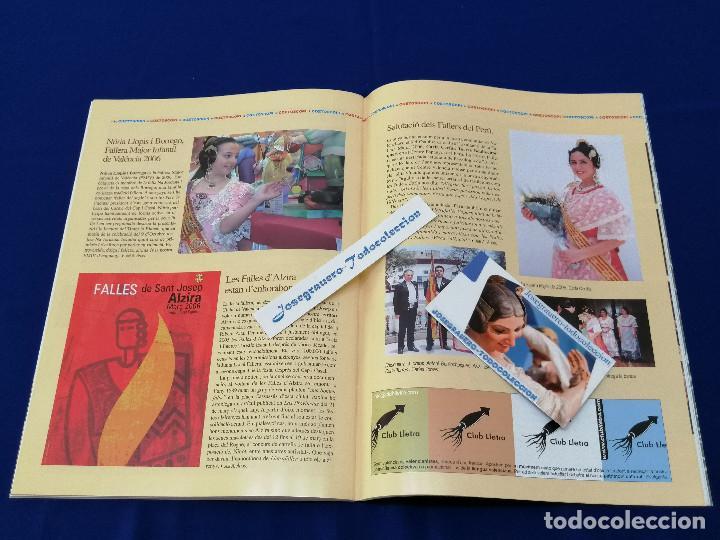 Coleccionismo de Revista Temas Españoles: LLETRAFALLER NUMERO 3 2006 - Foto 12 - 204618471