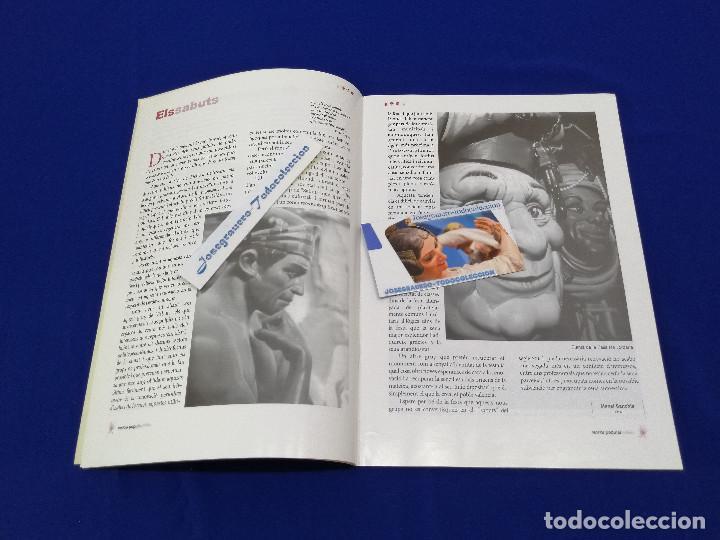 Coleccionismo de Revista Temas Españoles: MARXA POPULAR FALLERA 2002 NUMERO 1 - Foto 4 - 204622207