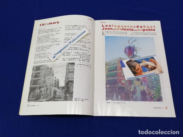 Coleccionismo de Revista Temas Españoles: MARXA POPULAR FALLERA 2002 NUMERO 1 - Foto 5 - 204622207