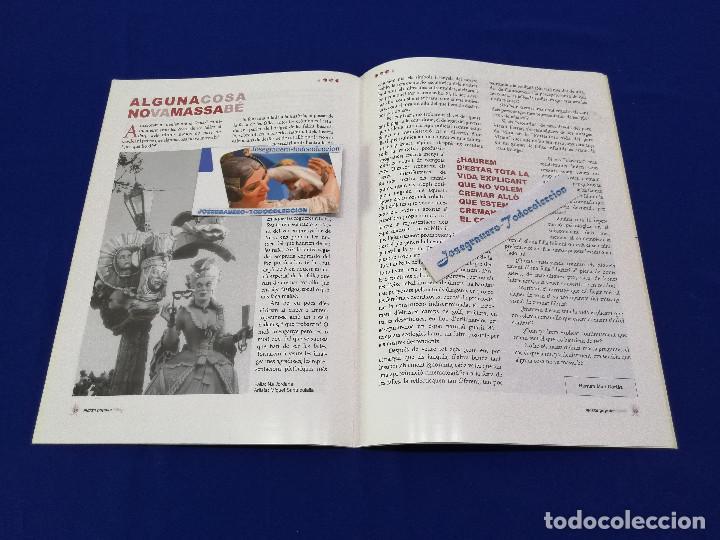 Coleccionismo de Revista Temas Españoles: MARXA POPULAR FALLERA 2002 NUMERO 1 - Foto 6 - 204622207