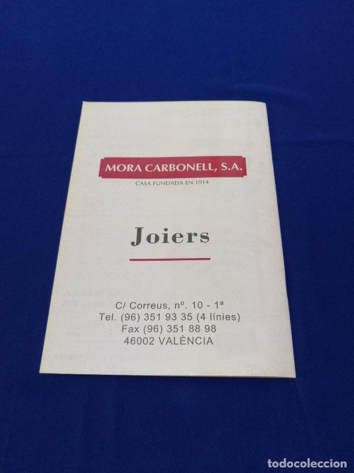 Coleccionismo de Revista Temas Españoles: MARXA POPULAR FALLERA 2002 NUMERO 1 - Foto 8 - 204622207