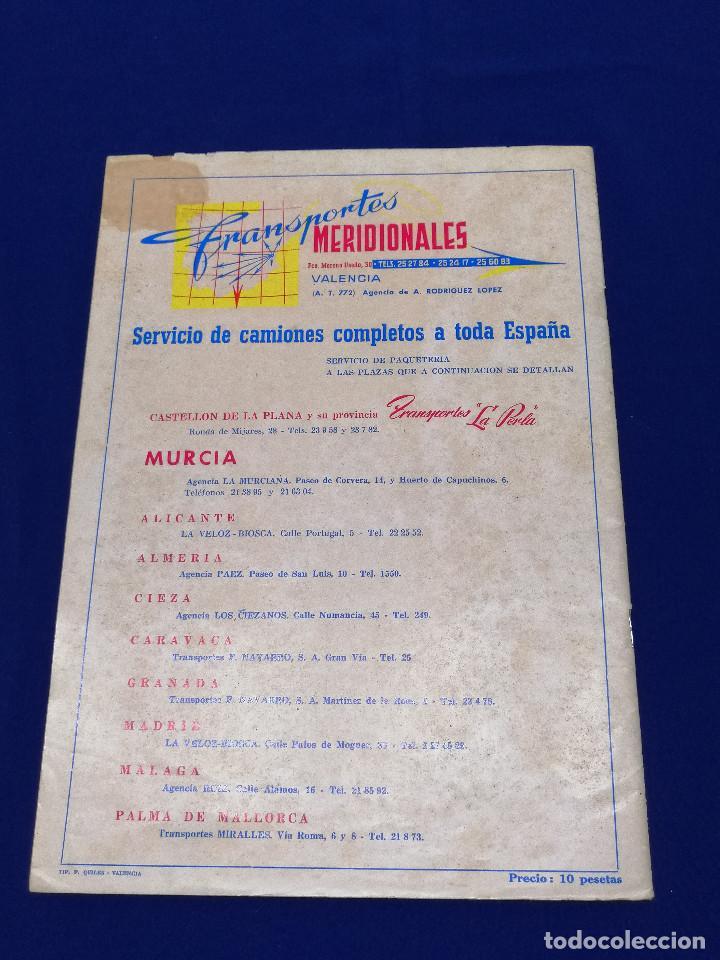 Coleccionismo de Revista Temas Españoles: VALENCIA EN FALLAS 1966 REVISTA FALLERA - Foto 10 - 204625187