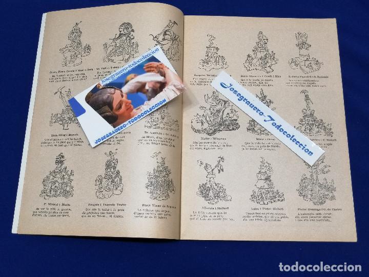 Coleccionismo de Revista Temas Españoles: EL FALLERO 1972 - Foto 5 - 204626471