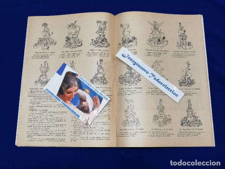 Coleccionismo de Revista Temas Españoles: EL FALLERO 1972 - Foto 6 - 204626471