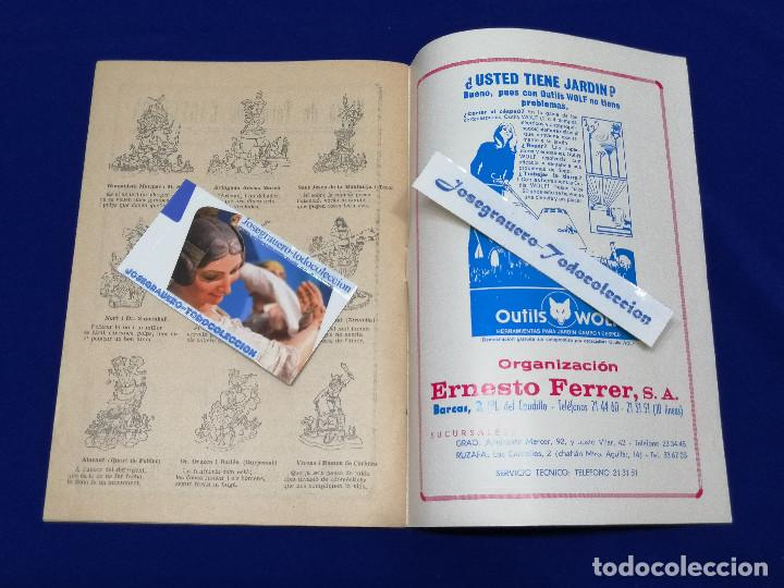 Coleccionismo de Revista Temas Españoles: EL FALLERO 1972 - Foto 8 - 204626471