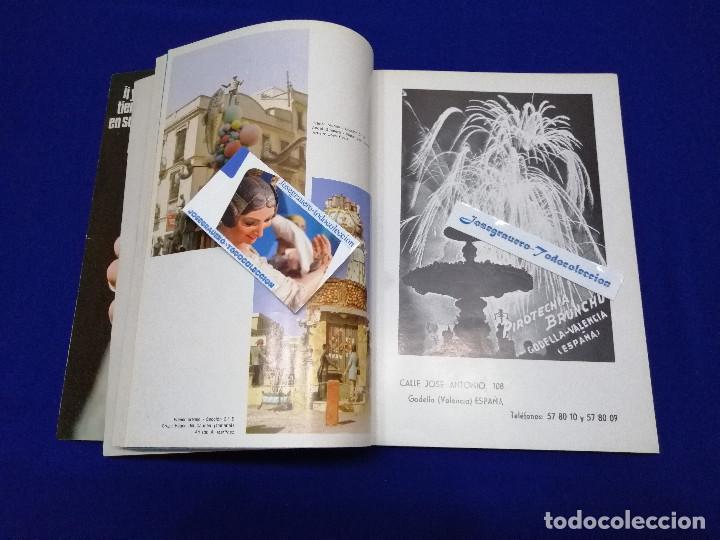 Coleccionismo de Revista Temas Españoles: LIBRO FALLERO 1971 - Foto 8 - 204626833