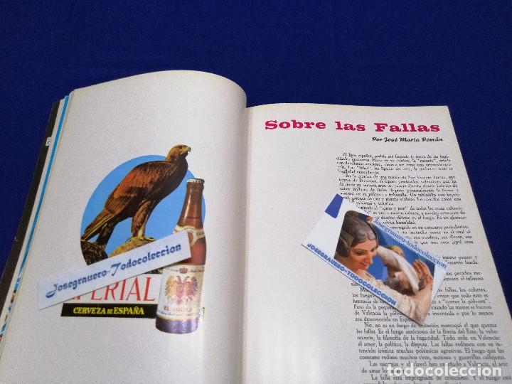 Coleccionismo de Revista Temas Españoles: LIBRO FALLERO 1971 - Foto 10 - 204626833
