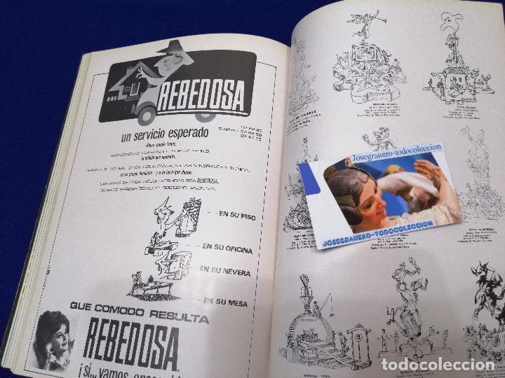 Coleccionismo de Revista Temas Españoles: LIBRO FALLERO 1971 - Foto 12 - 204626833
