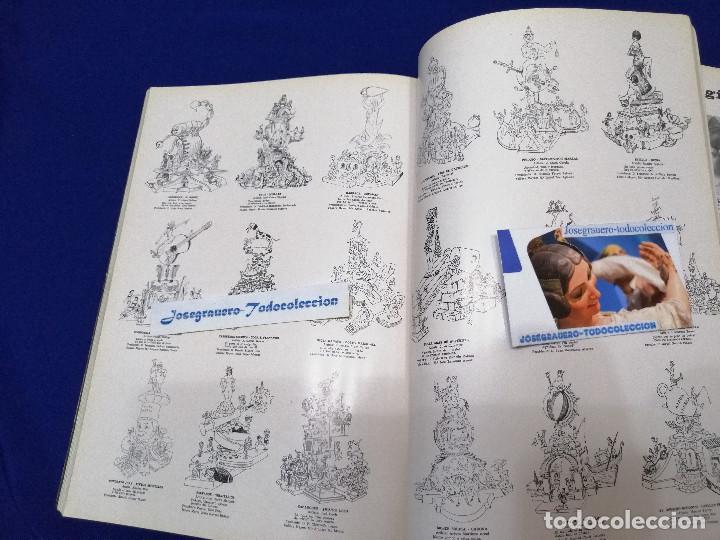 Coleccionismo de Revista Temas Españoles: LIBRO FALLERO 1971 - Foto 13 - 204626833