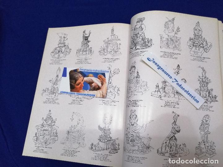 Coleccionismo de Revista Temas Españoles: LIBRO FALLERO 1971 - Foto 14 - 204626833