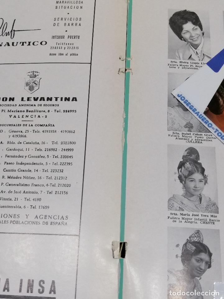 Coleccionismo de Revista Temas Españoles: LIBRO FALLERO 1971 - Foto 16 - 204626833