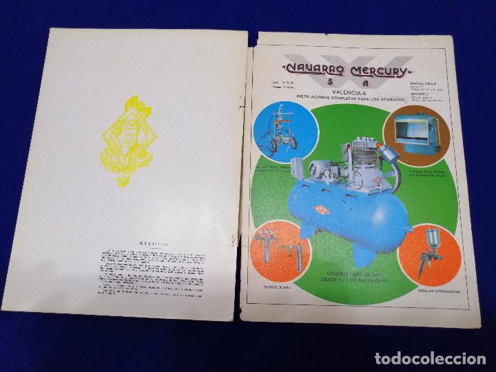 Coleccionismo de Revista Temas Españoles: LIBRO FALLERO 1971 - Foto 17 - 204626833