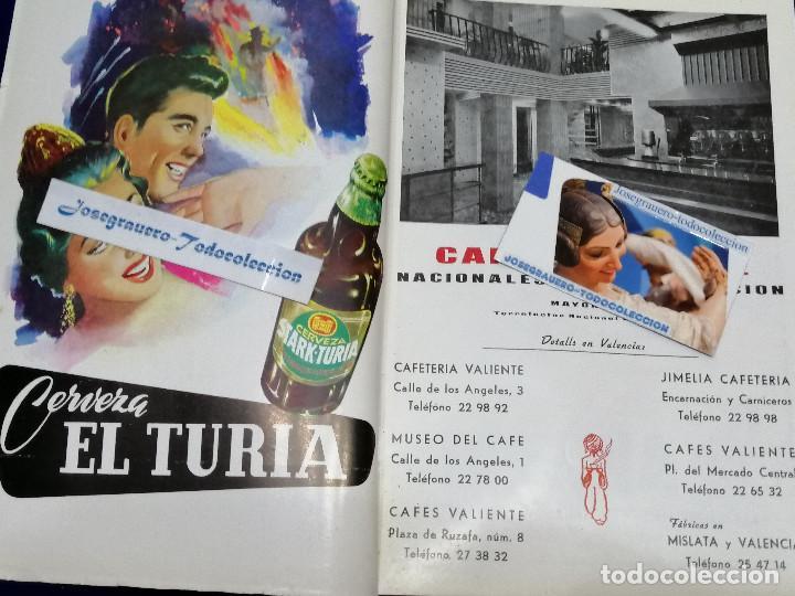 Coleccionismo de Revista Temas Españoles: LIBRO FALLERO 1963 - Foto 4 - 204627061