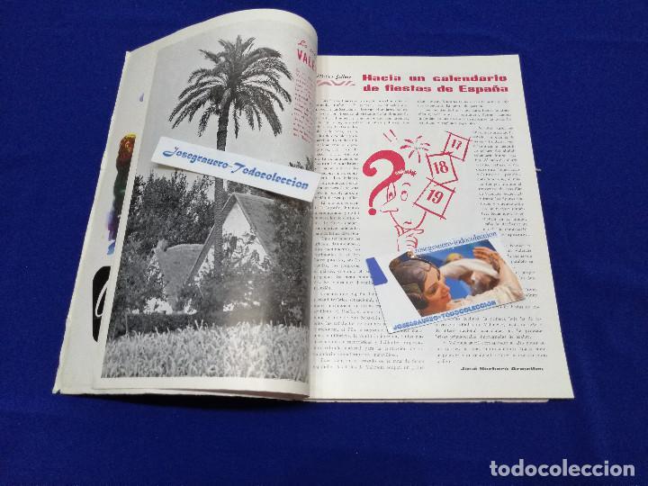 Coleccionismo de Revista Temas Españoles: LIBRO FALLERO 1963 - Foto 6 - 204627061