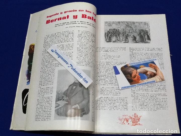 Coleccionismo de Revista Temas Españoles: LIBRO FALLERO 1963 - Foto 8 - 204627061