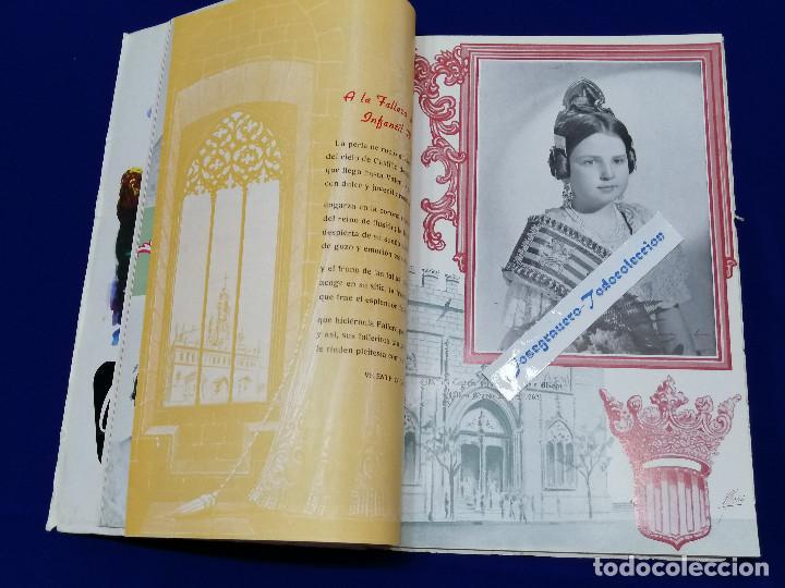 Coleccionismo de Revista Temas Españoles: LIBRO FALLERO 1963 - Foto 11 - 204627061