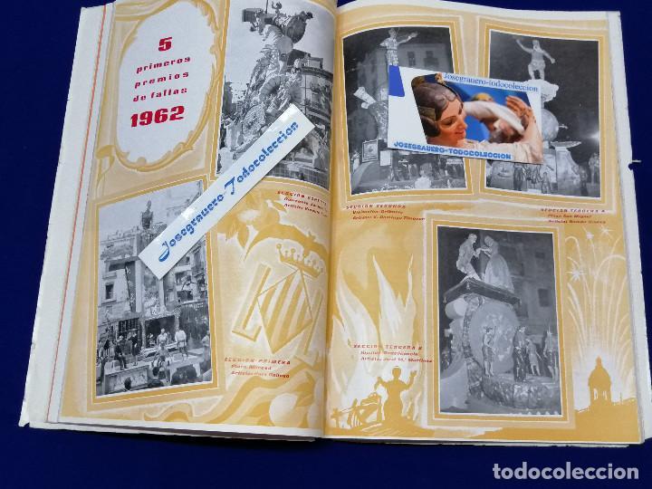 Coleccionismo de Revista Temas Españoles: LIBRO FALLERO 1963 - Foto 12 - 204627061