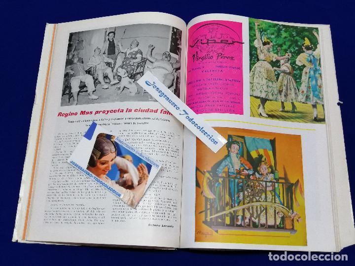 Coleccionismo de Revista Temas Españoles: LIBRO FALLERO 1963 - Foto 14 - 204627061