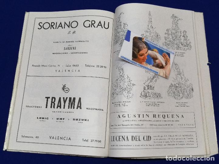 Coleccionismo de Revista Temas Españoles: LIBRO FALLERO 1963 - Foto 15 - 204627061