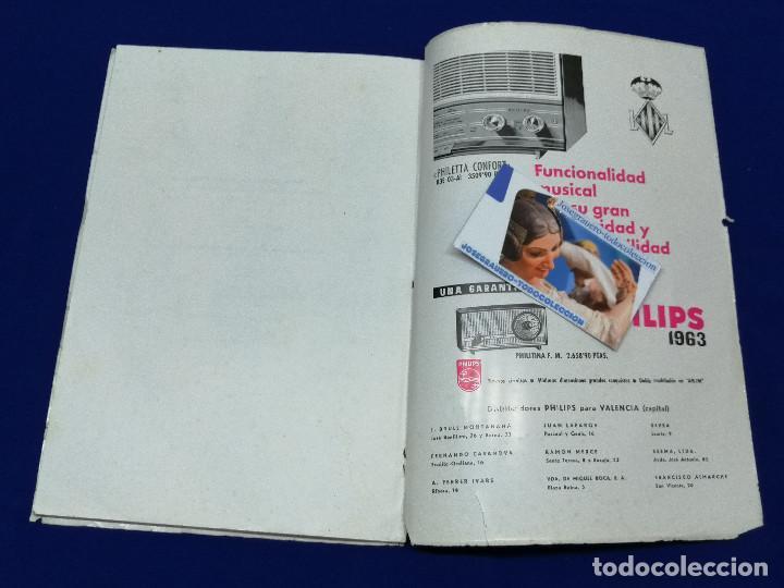 Coleccionismo de Revista Temas Españoles: LIBRO FALLERO 1963 - Foto 18 - 204627061