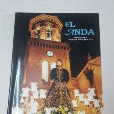 Coleccionismo de Revista Temas Españoles: REVISTA EL ANDA SEMANA SANTA DE CIEZA 2002. Lote 206567320