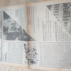 Coleccionismo de Revista Temas Españoles: PERIODICO SOLIDARIDAD OBRERA,NUMERO 52 OCTUBRE DE 1979 III EPOCA. Lote 208459308