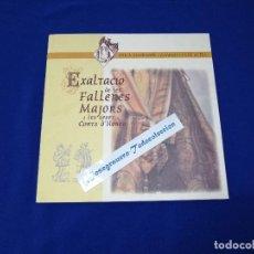 Coleccionismo de Revista Temas Españoles: EXALTACION FALLERAS MAYORES 1998- FALLA ALMIRANTE CADARSO -CONDE ALTEA. Lote 208600670