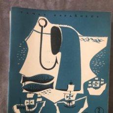 Coleccionismo de Revista Temas Españoles: REVISTA TEMAS ESPAÑOLES - AÑO 1956 NÚMERO 218 - ESPAÑA Y EL MAR. Lote 209749050