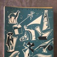 Coleccionismo de Revista Temas Españoles: REVISTA TEMAS ESPAÑOLES - AÑO 1953 NÚMERO 66 - NAVIDAD EN ESPAÑA. Lote 209749296