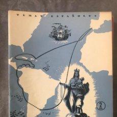 Coleccionismo de Revista Temas Españoles: REVISTA TEMAS ESPAÑOLES - AÑO 1956 NÚMERO 221 - EL CARDENAL BENLLOCH. Lote 209749528
