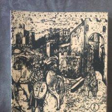 Coleccionismo de Revista Temas Españoles: REVISTA TEMAS ESPAÑOLES - AÑO 1956 NÚMERO 255 - LA RECONQUISTA. Lote 209750040