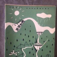 Coleccionismo de Revista Temas Españoles: REVISTA TEMAS ESPAÑOLES - AÑO 1956 NÚMERO 244 - PLAN CACERES. Lote 209750431
