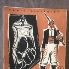 Collectionnisme de Magazine Temas Españoles: REVISTA TEMAS ESPAÑOLES - AÑO 1956 NÚMERO 250 - VAQUEIROS DE ALZADA. Lote 209750673
