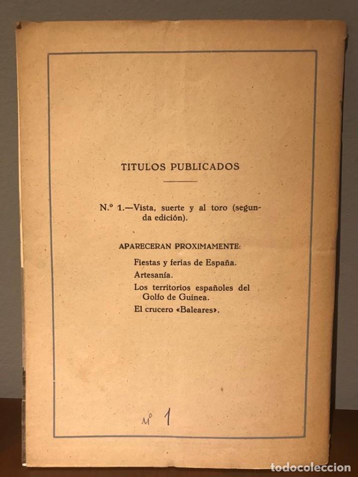 Coleccionismo de Revista Temas Españoles: LIBROS TEMAS ESPAÑOLES - Foto 4 - 212732592