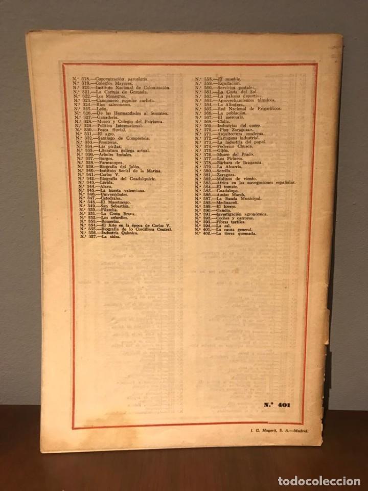Coleccionismo de Revista Temas Españoles: LIBROS TEMAS ESPAÑOLES - Foto 7 - 212732592