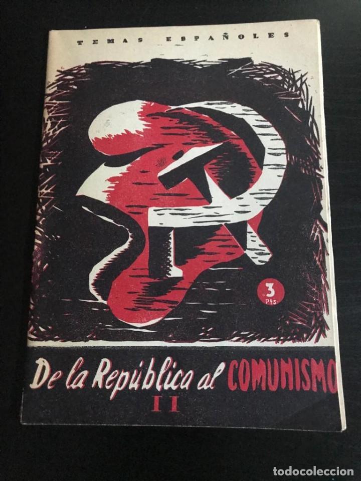 Coleccionismo de Revista Temas Españoles: LIBROS TEMAS ESPAÑOLES - Foto 8 - 212732592