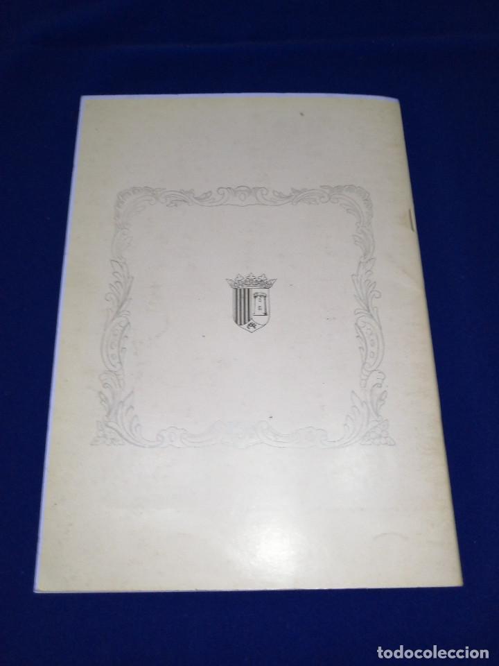 Coleccionismo de Revista Temas Españoles: LLIBRET JUNTA LOCAL FALLERA PATERNA 1984 - Foto 9 - 214355633