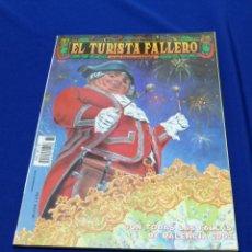 Coleccionismo de Revista Temas Españoles: EL TURISTA FALLERO 2002. Lote 215769171