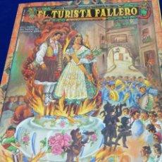 Coleccionismo de Revista Temas Españoles: EL TURISTA FALLERO 2001. Lote 215769477