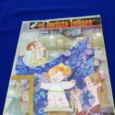 Coleccionismo de Revista Temas Españoles: EL TURISTA FALLERO 2005. Lote 215769558