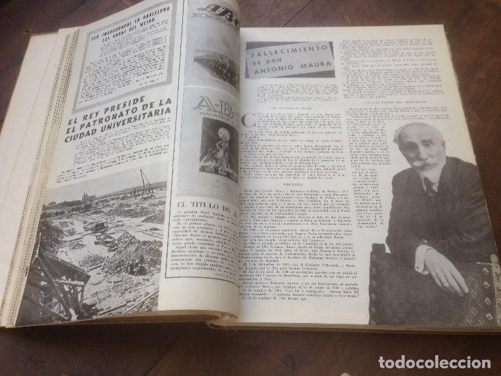 Coleccionismo de Revista Temas Españoles: Medio siglo 1905 1955 ABC. - Foto 6 - 219195510