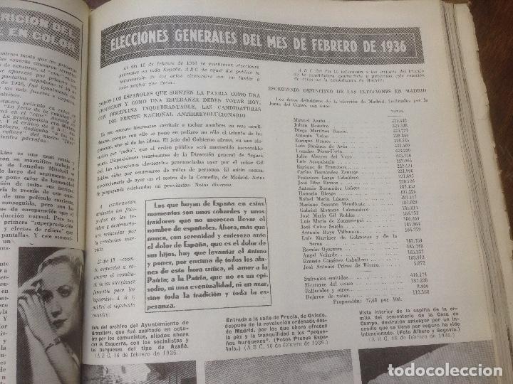 Coleccionismo de Revista Temas Españoles: Medio siglo 1905 1955 ABC. - Foto 7 - 219195510