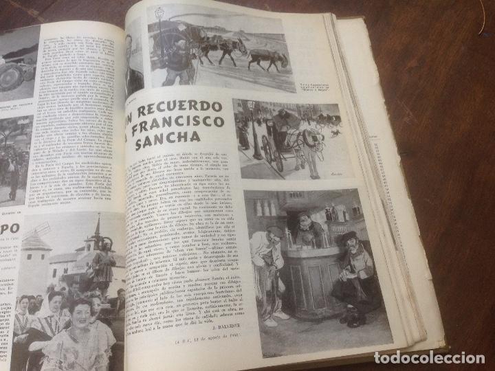 Coleccionismo de Revista Temas Españoles: Medio siglo 1905 1955 ABC. - Foto 8 - 219195510
