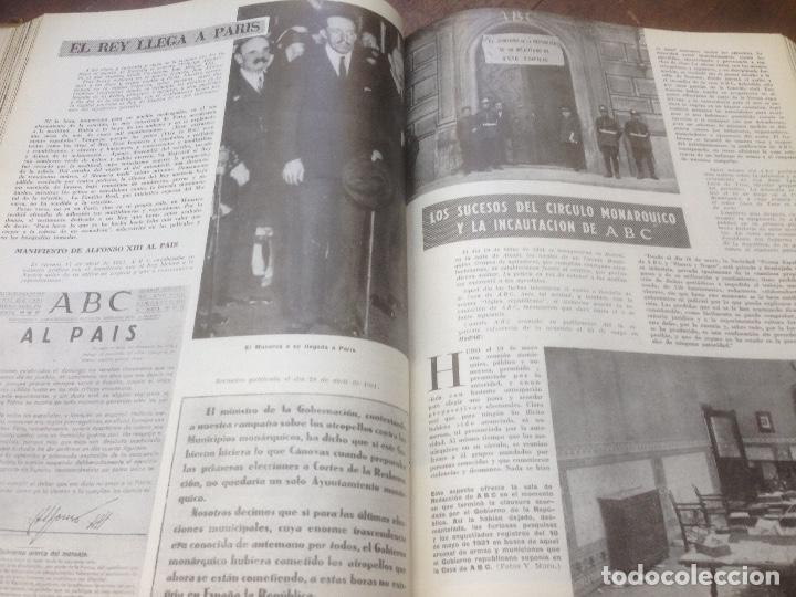 Coleccionismo de Revista Temas Españoles: Medio siglo 1905 1955 ABC. - Foto 11 - 219195510