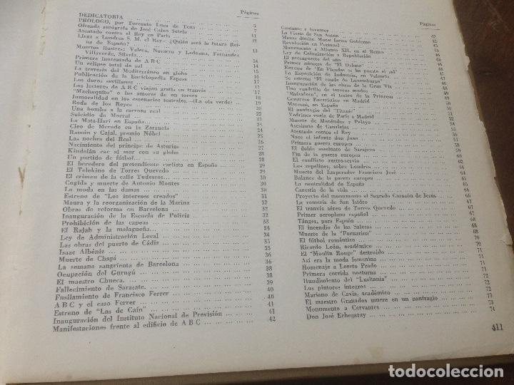 Coleccionismo de Revista Temas Españoles: Medio siglo 1905 1955 ABC. - Foto 12 - 219195510