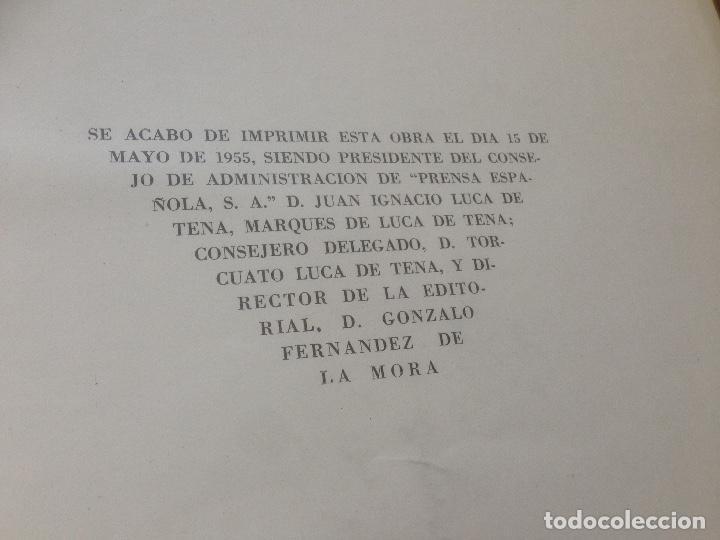 Coleccionismo de Revista Temas Españoles: Medio siglo 1905 1955 ABC. - Foto 13 - 219195510