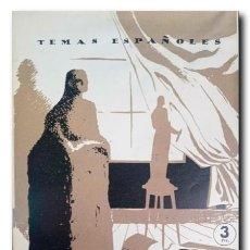 Coleccionismo de Revista Temas Españoles: TEMAS ESPAÑOLES Nº 113: ESCULTORES ESPAÑOLES. POMPEY, FRANCISCO. Lote 220762986