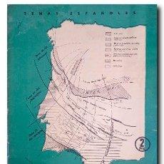Coleccionismo de Revista Temas Españoles: TEMAS ESPAÑOLES Nº 334: LAS PIRITAS. SALCEDO, ERNESTO. Lote 220768815