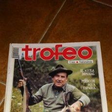 Coleccionismo de Revista Temas Españoles: REVISTA, TROFEO CAZA NATURALEZA, NÚMERO 294,NOVIEMBRE 1994. Lote 222363495